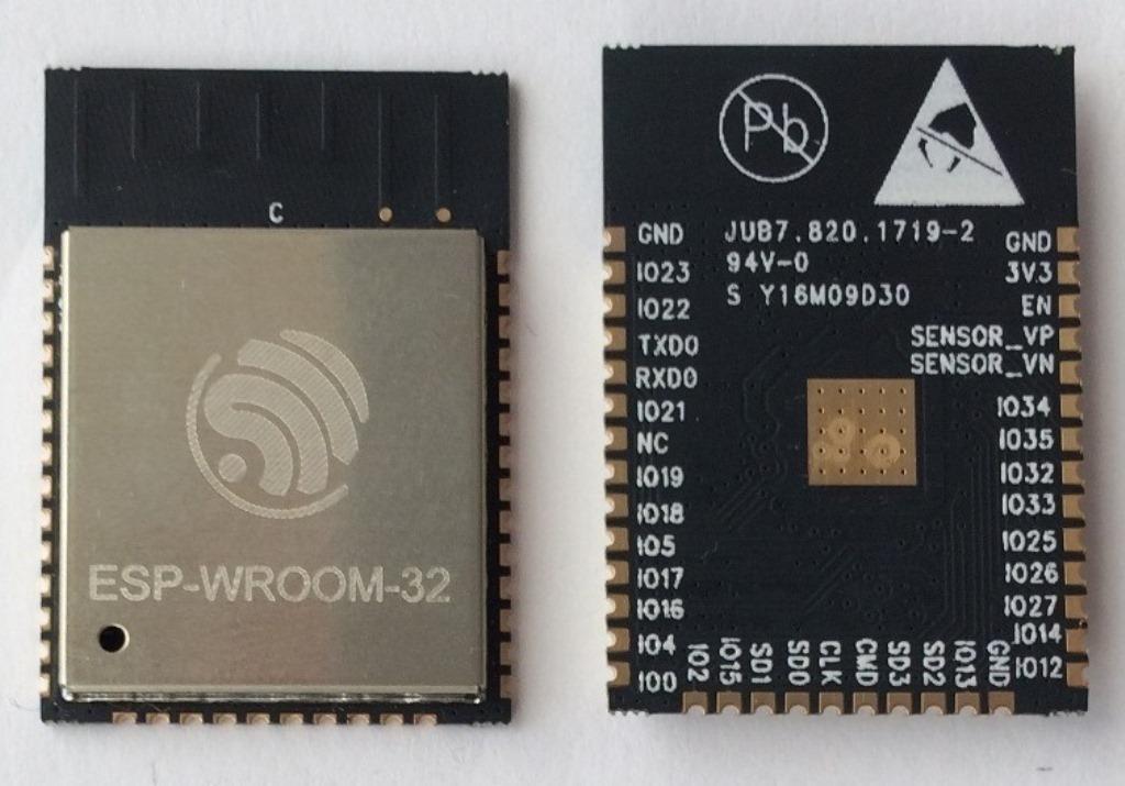 ESP32 and MicroPython
